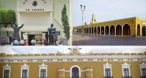 Congelan cuentas de tres municipios