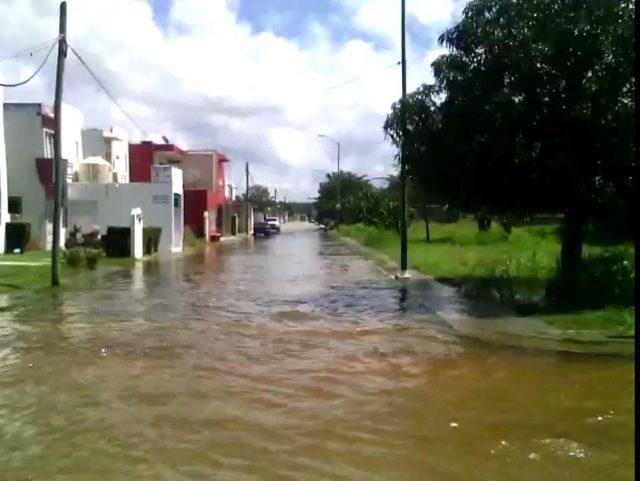 Piden apoyo para poner fin a inundaciones