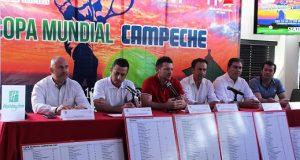 Campeche será sede de la Copa Mundial de tenis