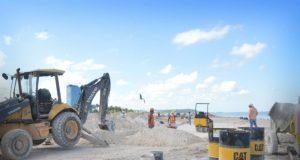Parque Moch Cohuó presenta avance del 85 por ciento