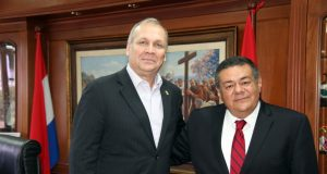 Piden renuncia de Ortega Bernés como embajador