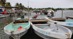 Suspende actividad pesquera