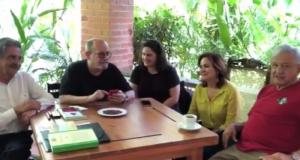Video: Silvio Rodríguez dedica poesía a AMLO