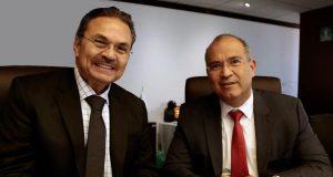 Romero Oropeza fue designado Director de Pemex