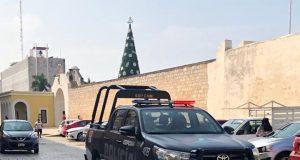 "Refuerzan operativo ""Navidad Segura 2018"""