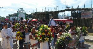 Pasean a la Virgen de la Concepción