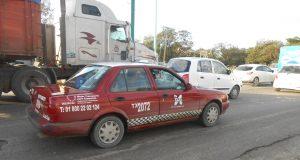 Transportistas se reorganizan en el SUTV