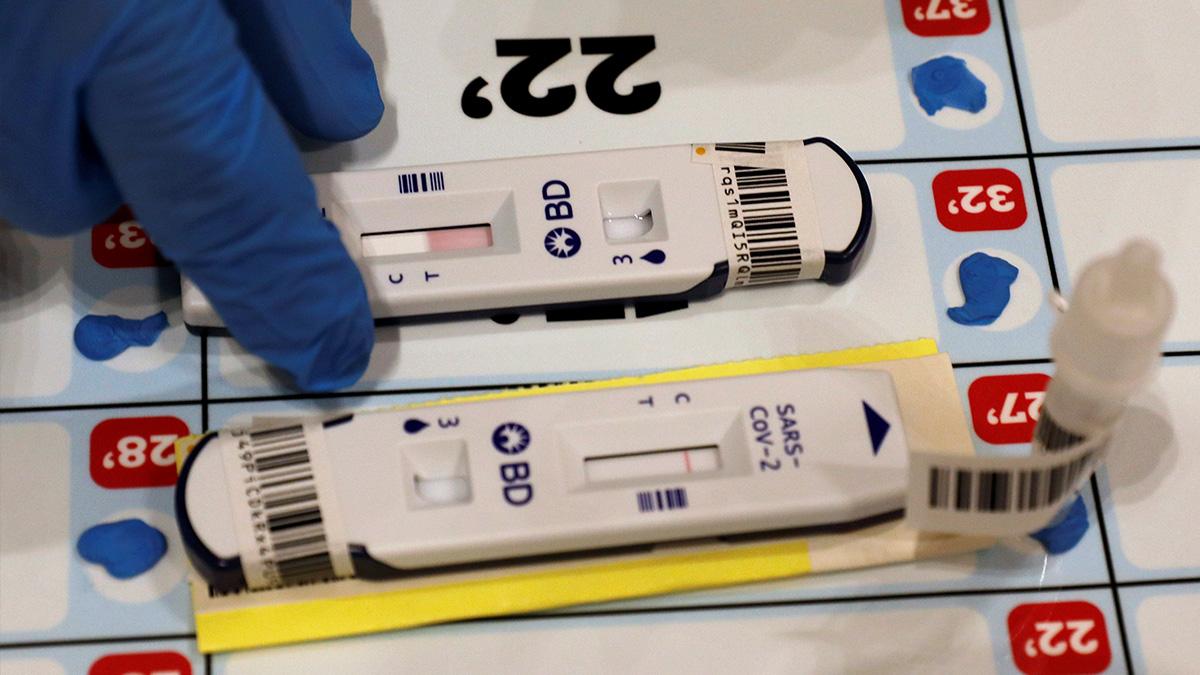 A partir de mañana viajeros a EE.UU deben tener prueba PCR