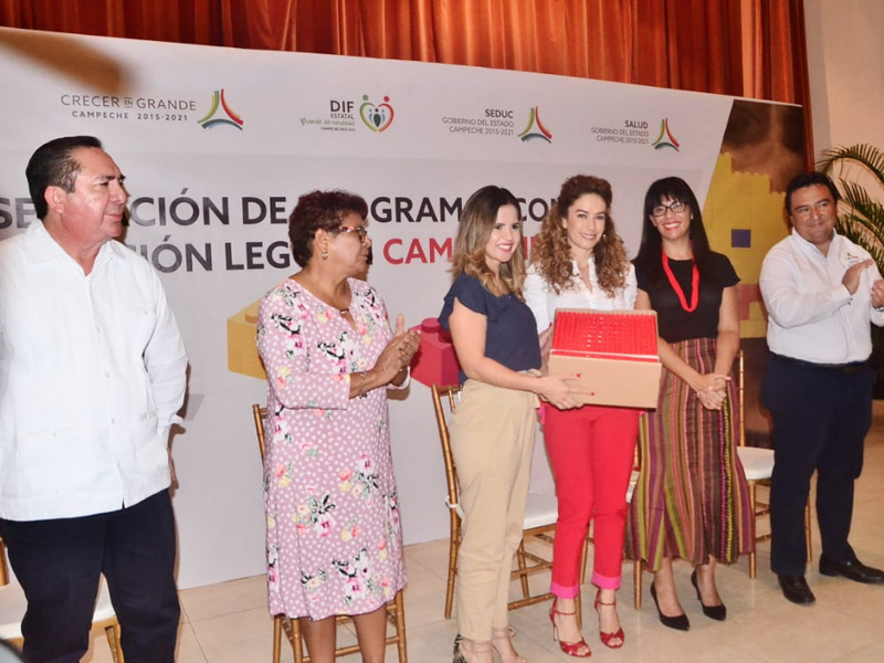 ¡Arranca programa Lego en Campeche!