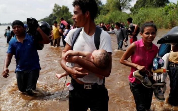 Burlan la frontera con México