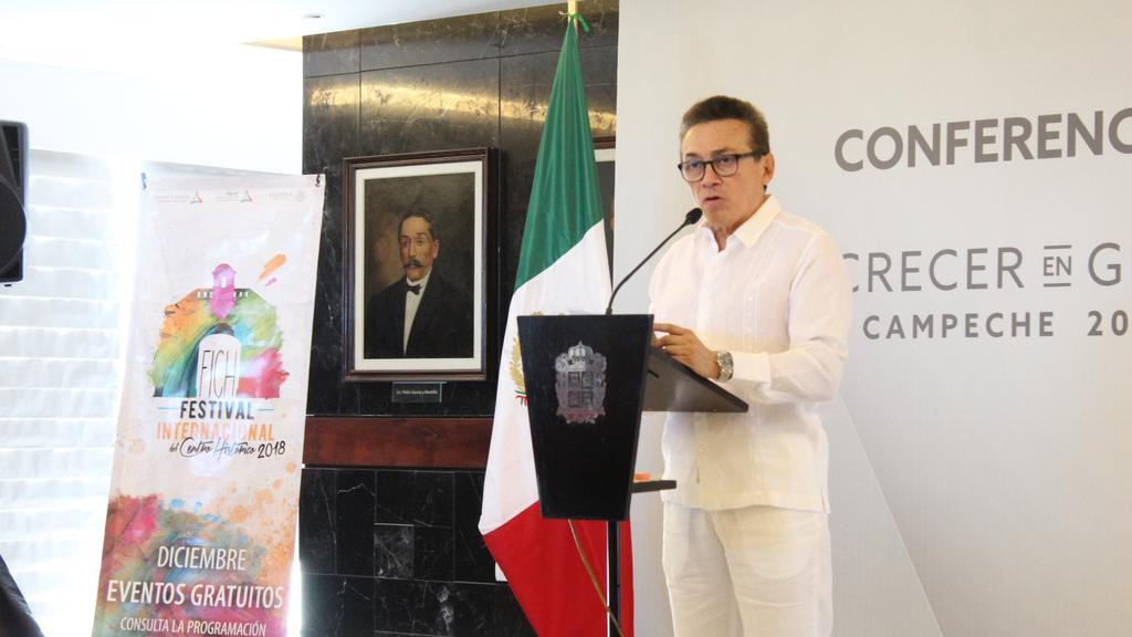 Presentan cartelera FICH 2018