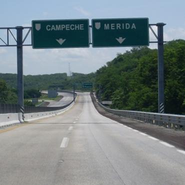 CMIC DENUNCIA CORRUPCIÓN En obra de carretera Campeche-Mérida