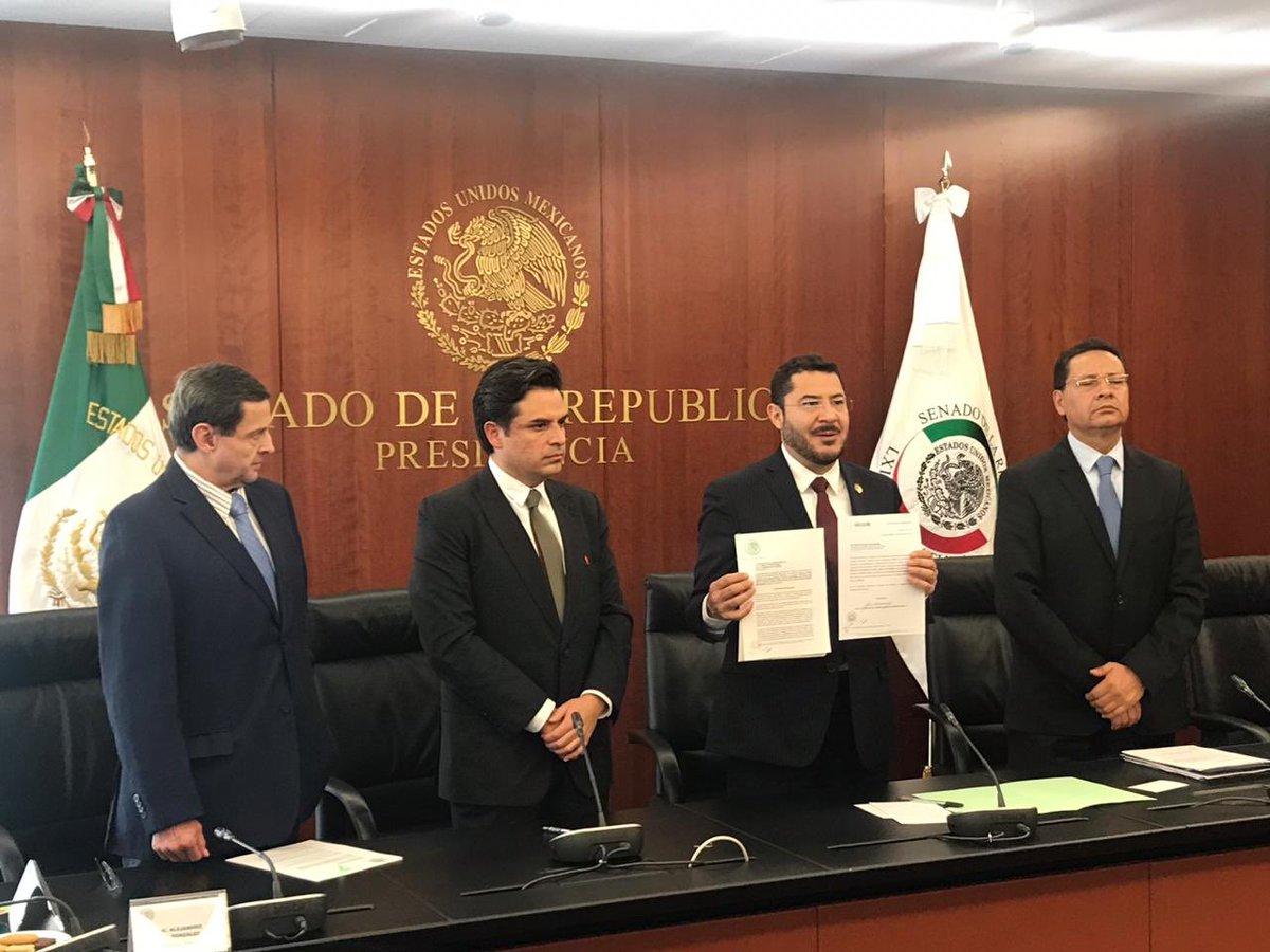 AMLO envía al Senado la Iniciativa de eliminar fuero