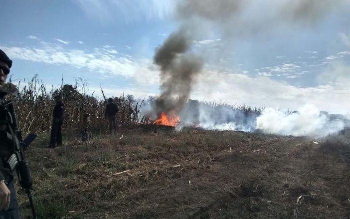 Especialistas investigarán accidente aéreo en Puebla