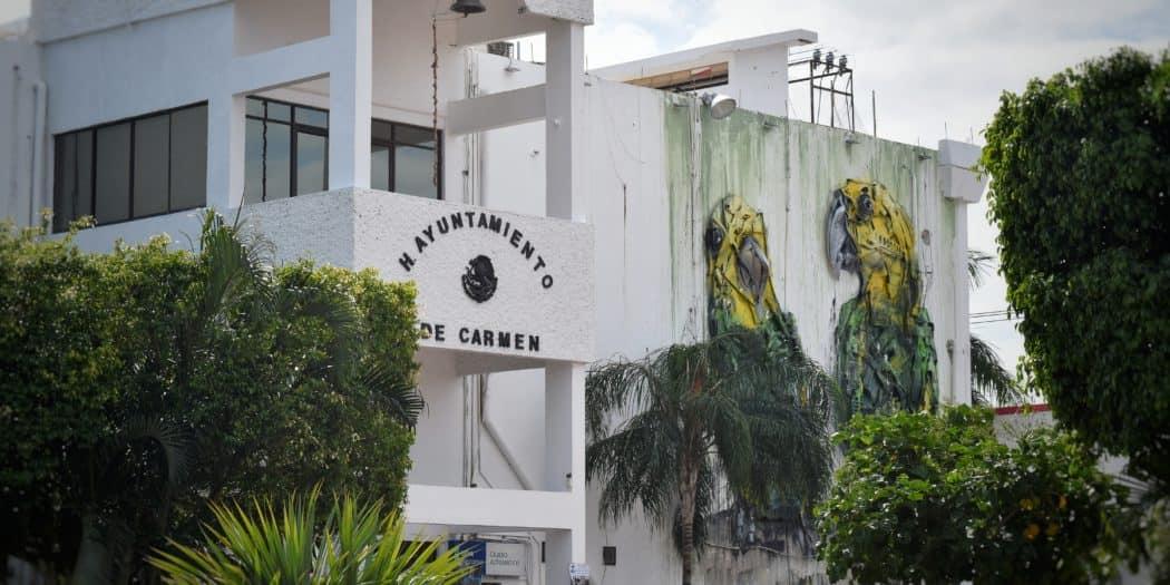 Millonaria inversión a las oficinas del alcalde