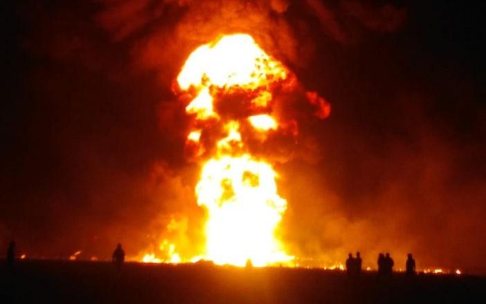 Aumenta a 66 los muertos por explosión en Hidalgo