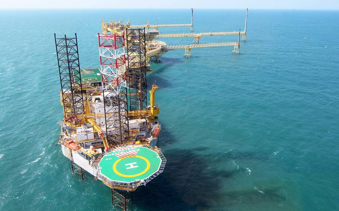 Plataforma-Petrolera
